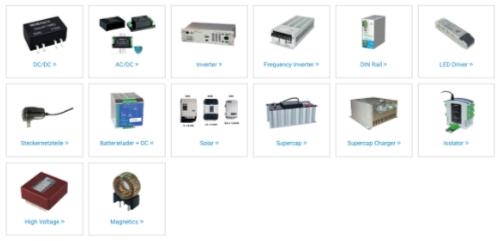 Leistungselektronik: Ihr Partner für ACDC & DCDC