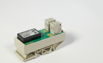Power Supply on DIN Rail