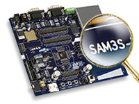 This port supports the Atmel AT91SAM3S Cortex M3 controller families.